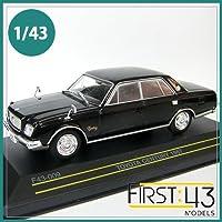 First43 ファースト43 ミニカー F43009 トヨタ センチュリー 1967 ブラック 1/43