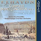 Complete Piano Concertos 4