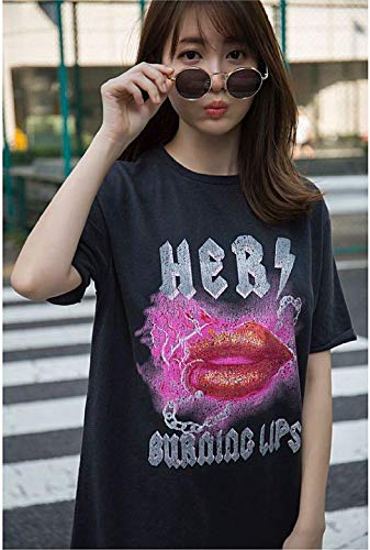 Her lip to Tシャツ ワンピース こじはる ハーリ...