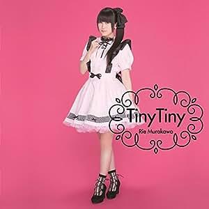 Tiny Tiny/水色のFantasy 【初回限定盤A(CD+DVD)】