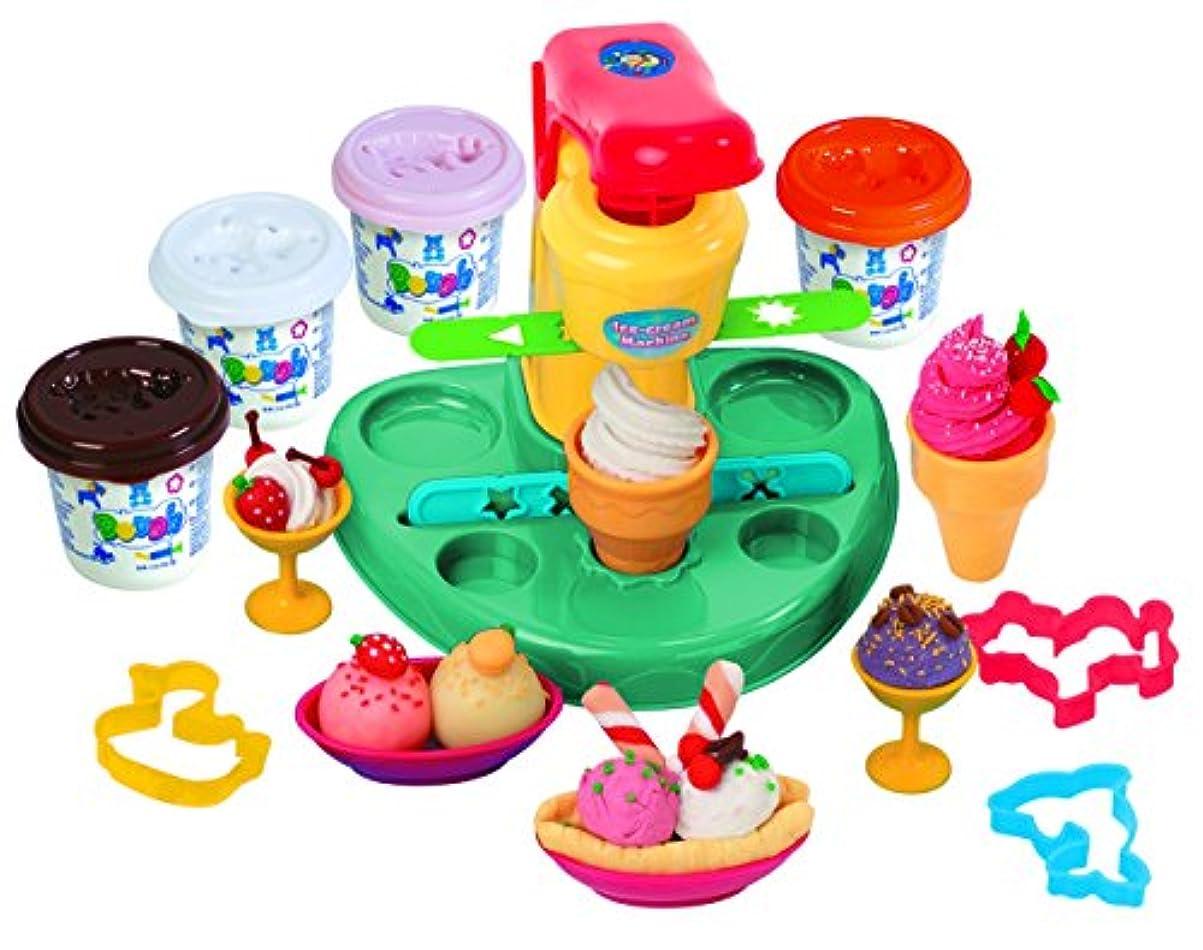 playgo Ice Cream Bar Childrens-Art-Doughs
