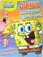 SPONGEBOB COLORING & ACTIVITY BOOK d by Bendon Publishing [並行輸入品]