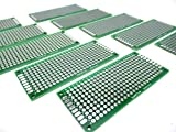 VERTEX STYLE(ヴァーテックススタイル) ガラスエポキシ基板 両面スルーホール 10枚 30×70mm
