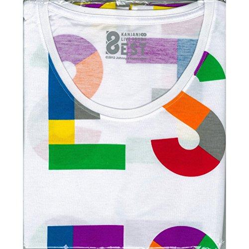 関ジャニ∞(エイト) 公式グッズ KANJANI∞ LIVE TOUR!! 8EST Tシャツ