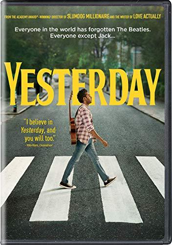 Yesterday [DVD]