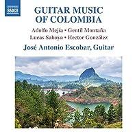 Guitar Music of Colombia by Jos茅 Antonio Escobar