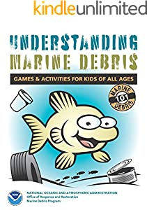 Marine Debris Activity Book: World classic picture book recommendation (Traditional Chinese Edition)