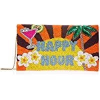 From St Xavier Women's Happy Hour Clutch, Multi Colour, One Size