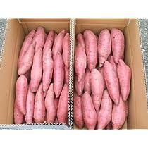 鹿児島県産 無農薬無化学肥料のさつまいも 5kg 【送料無料常温便】