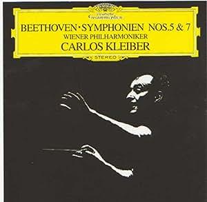 Beethoven: Symphonien Nos. 5 & 7 / Kleiber, Vienna Philharmonic Orchestra