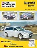 Peugeot 508 : Revue Technique Automobile 01/2011 画像