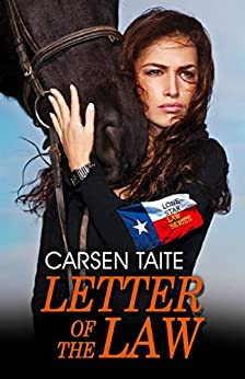 Letter of the Law by [Taite, Carsen]
