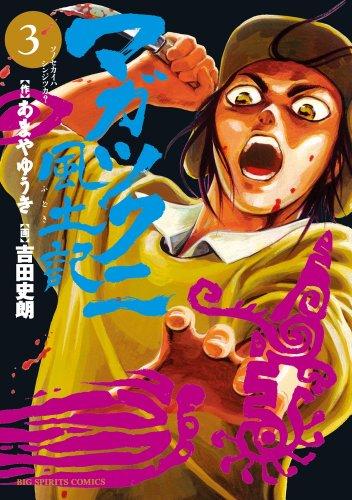 マガツクニ風土記 3 (ビッグコミックス)の詳細を見る