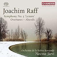 Raff: Orchestral Works Vol. 2 [Neeme Jarvi, Orchestre de la Suisse Romande] [Chandos: CHSA 5135] by Orchestre de la Suisse Romande (2014-07-10)