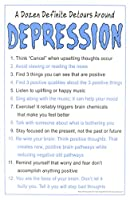 Youth Change Mental Health Counselling Poster Has Help for Depression (Poster 453)