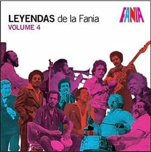 Vol. 4-Leyendas De La Fania