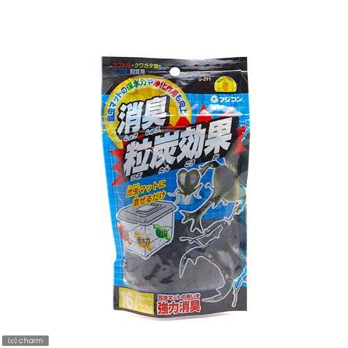 フジコン 消臭粒炭効果 200mL 昆虫 防ダニ マット