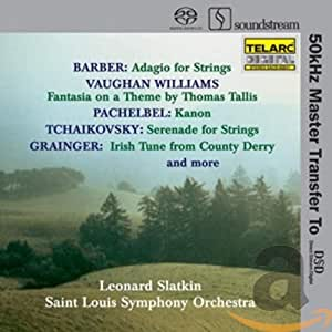 Tallis Fantasia / Adagio (Hybr)