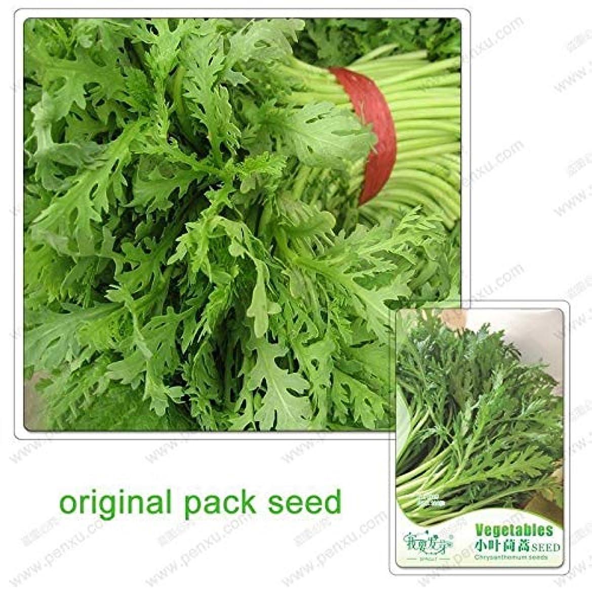 分類する錆びシングル120個の種子/パック、香料、Tonghaosu野菜香りガーランドクリス