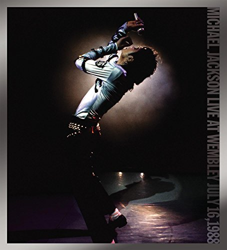 Michael Jackson Live At Wembley July 16, 1988