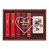 ETUDE HOUSEエチュードハウス RED VELVET LUV KIT MATTE CHIC LIP LACQUER マットリップ キットセット 4g x 5