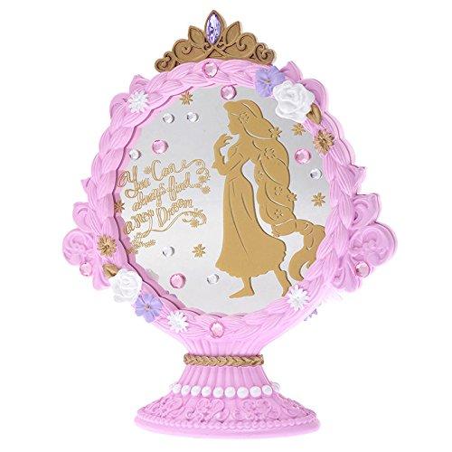 ラプンツェル スタンドミラー 鏡 ディズニー プリンセス 塔の上のラプンツェル 【Disney Store/ディズニーストア】