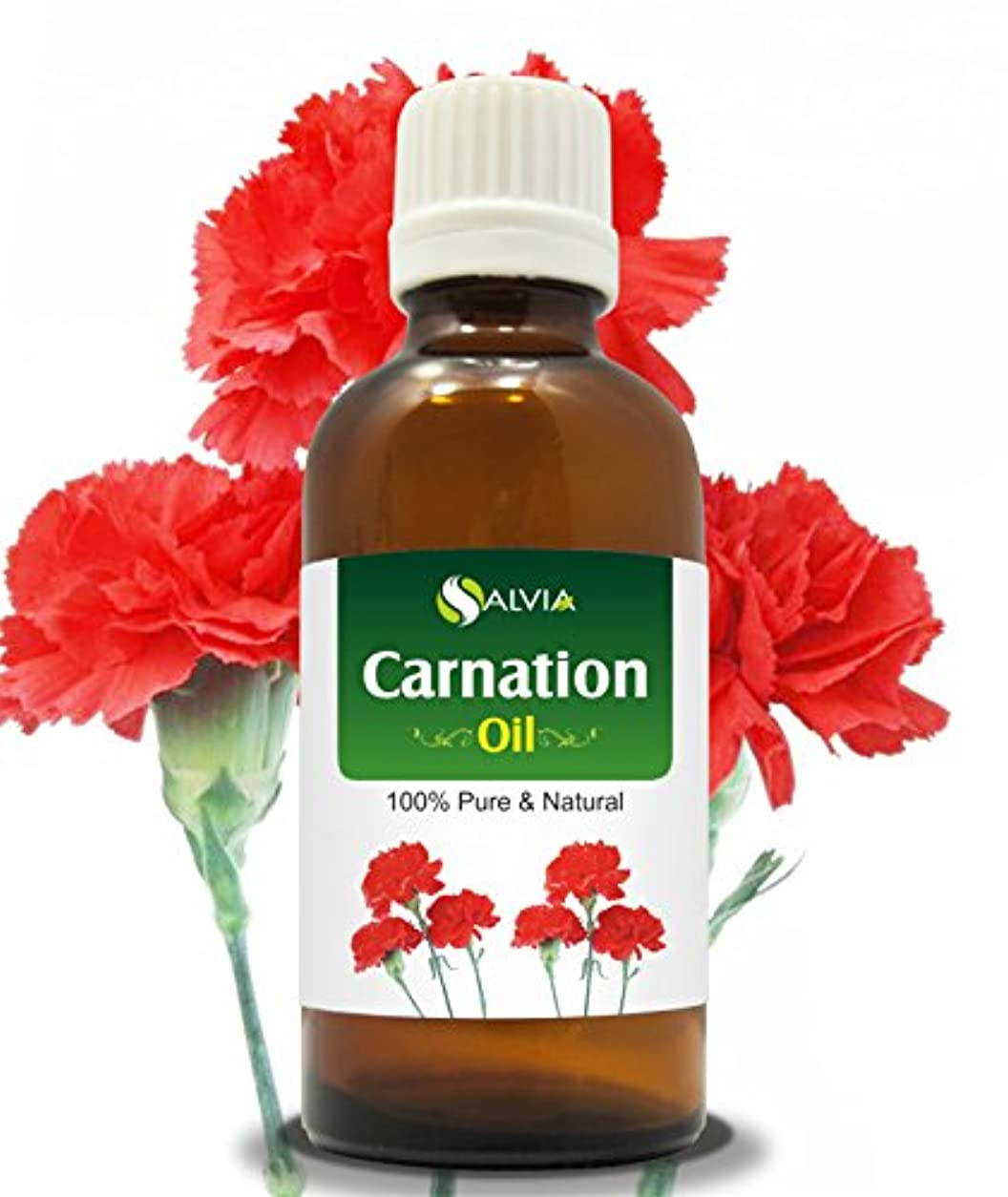 動力学オアシス傀儡CARNATION OIL 100% NATURAL PURE UNDILUTED UNCUT ESSENTIAL OIL 15ML