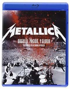 Orgullo Pasion Y Gloria: Tres Noches En Mexico [Blu-ray] [Import]