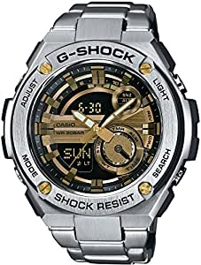 [カシオ]CASIO 腕時計 G-SHOCK G-STEEL GST-210D-9AJF メンズ