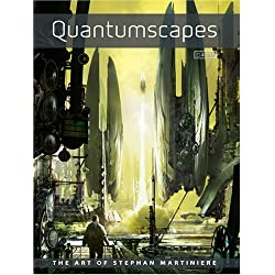 Quantumscapes―The art of Stephan Martin