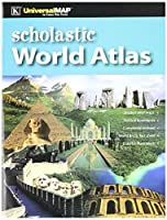 Kappa Map 11768 World Atlas Scholastic Edition 8.5 Height 0.13 Width 11 Length [並行輸入品]