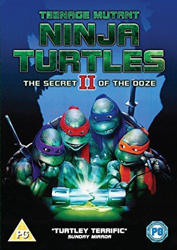 Teenage Mutant Ninja Turtles - II - The Secret of The Ooze [DVD] by Francois Chau