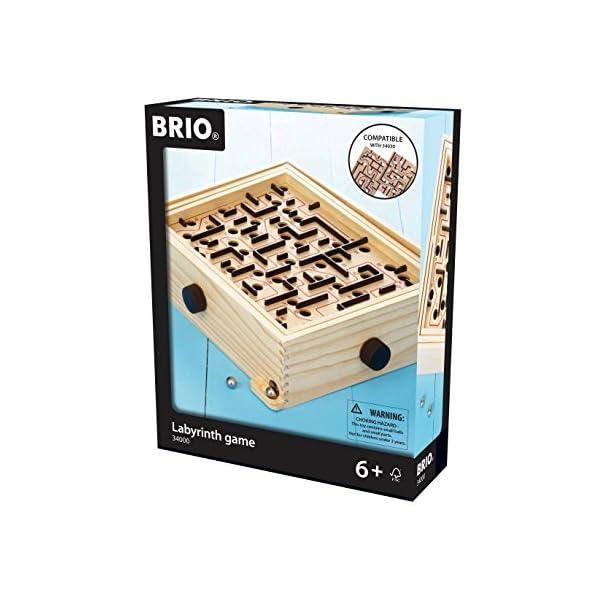 BRIO BRIOラビリンスゲーム 34000の商品画像