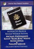 International Boogie Woogie: Motor City Blues & Boogie Woogie Festival