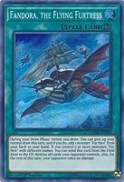 夢次元ハンターファンドラ、The Flying furtress–dasa-en024–Super Rare–1st Edition