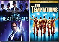 2 Musical Classics Collection - The Temptations True Story & The Five Heartbeats DVD Bundle [並行輸入品]
