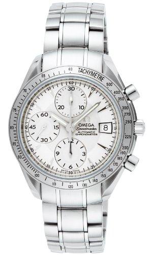 [オメガ]OMEGA 腕時計 スピードマスターデイト シルバ...