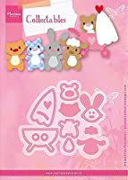 マリアンヌデザインコレクタブルエリンの赤ちゃん動物は死ぬ、ピンク