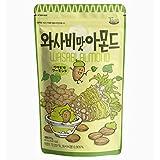 ワサビ味アーモンド 210g×2袋セット 韓国