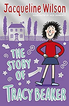 The Story of Tracy Beaker by [Wilson, Jacqueline]