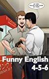 「Funny English 4-5-6: Funny Mistakes Japanese Make in English (English Edition)」のサムネイル画像