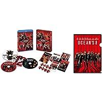 【Amazon.co.jp限定】オーシャンズ 4フィルム・コレクション ブルーレイ