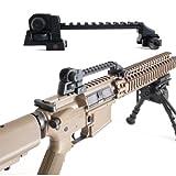 M4/M16 キャリングハンドル アジャスタブルリアサイト フルメタル