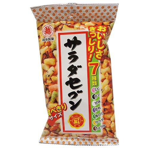 越後製菓 サラダセブン 40g