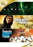 FOX100周年記念 名作DVDパック SF革命(3枚組)