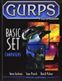 Gurps Basic Set Campaigns(Gurps)