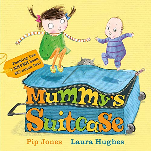 Mummy's Suitcase (A Ruby Roo S...