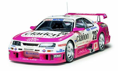 1/24 スポーツカーシリーズ No.161 ニスモ クラリオン GT-R LM '95 ル・マン出場車 24161