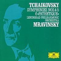 Tchaikovsky: Symphonies 4, 5 & 6 (1990-10-25)