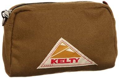 Kelty Flannel Pouch 1846-499-0800: Mustard